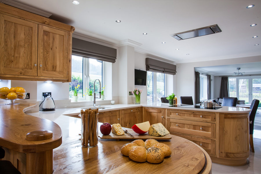 Timber Kitchen 4 1