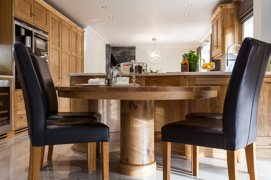 Timber Kitchen 4 4