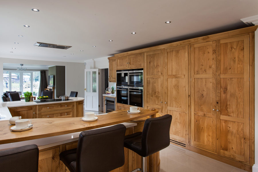 Timber Kitchen 4 7