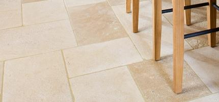 Limestone Floors