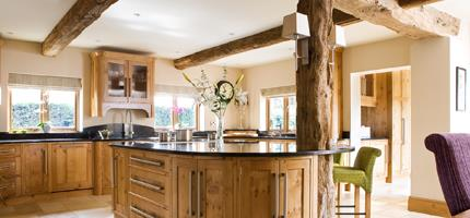 Timber Kitchen 1