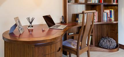 Contemporary desk in Southwell